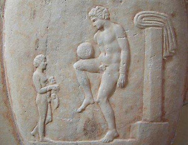 Antik çağda çocuk oyunları ve oyuncaklar #2