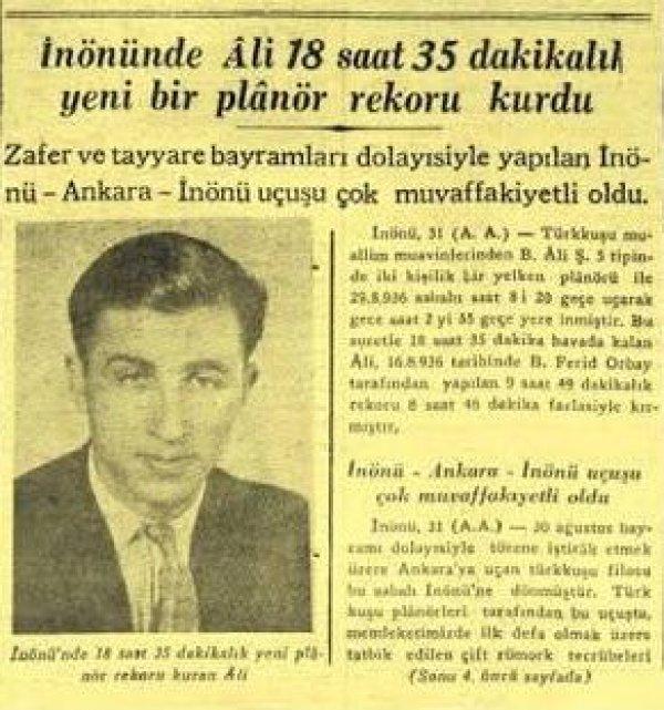 Bursa'nın göklerde bir yıldızı vardı: Emrullah Ali Yıldız #1