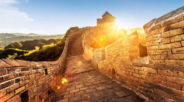 Çin Seddi'nin gücü yapışkan pirinçten geliyor #4
