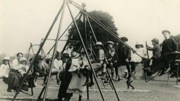 Dünyanın ilk çocuk parkları #1