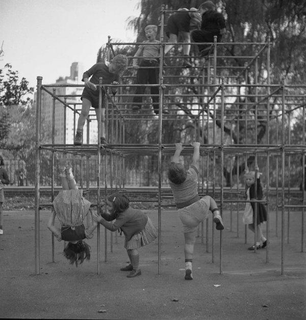 Dünyanın ilk çocuk parkları #12