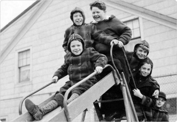 Dünyanın ilk çocuk parkları #15