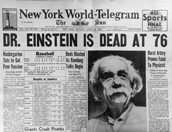 Einstein'ın beyninin trajikomik bir hikayesi var #1
