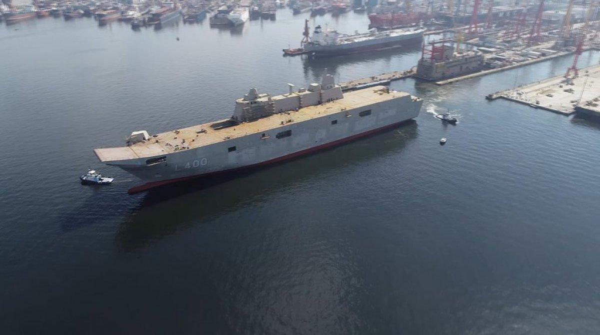 Hindistan, Türkiye nin desteğiyle donanma gemisi inşa edecek #1