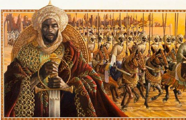 İnsanlık tarihinin en zengin insanı: Mali imparatoru Musa #1