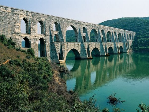 Roma'dan İstanbul'a uzanan su kemerleri #6