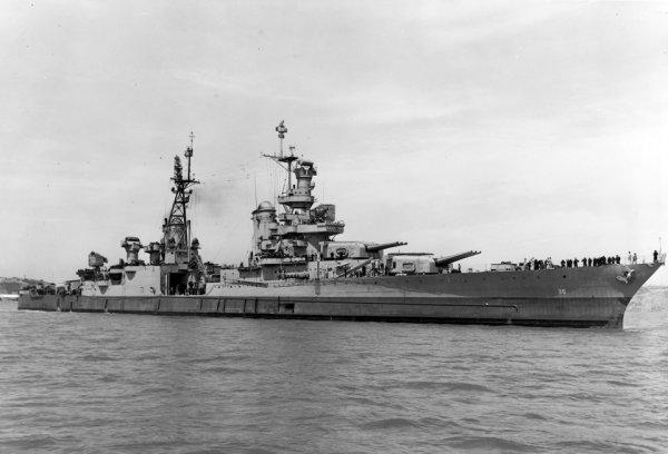 Tarihin en vahşi köpek balığı saldırısı: USS Indianapolis #3