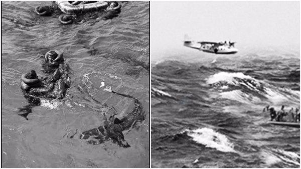 Tarihin en vahşi köpek balığı saldırısı: USS Indianapolis #4