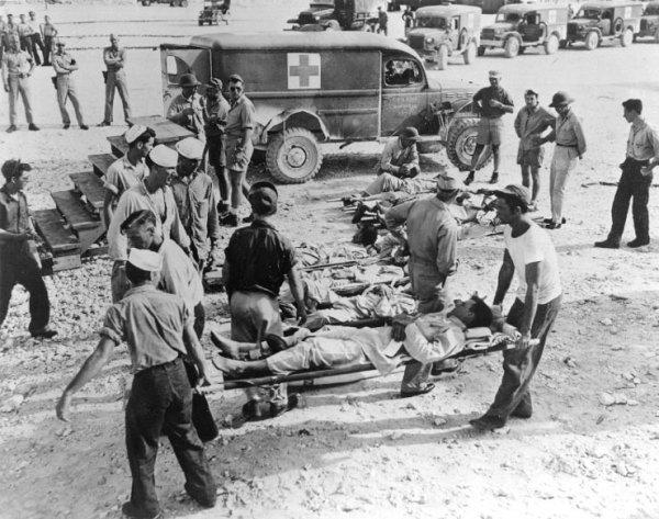 Tarihin en vahşi köpek balığı saldırısı: USS Indianapolis #6