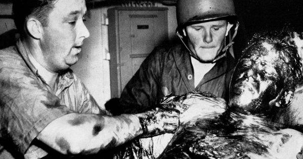 Tarihin en vahşi köpek balığı saldırısı: USS Indianapolis #7