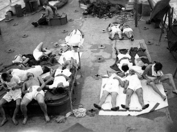 Tarihin en vahşi köpek balığı saldırısı: USS Indianapolis #8